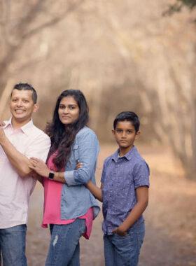 Sandamali Family