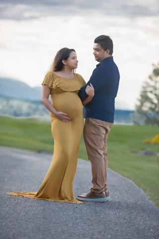 Maternity Photography near Edmonton, AB